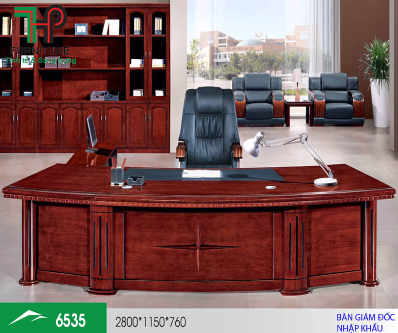 bàn giám đốc hiện đại nhập khẩu