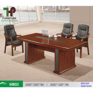 bàn họp văn phòng giá rẻ