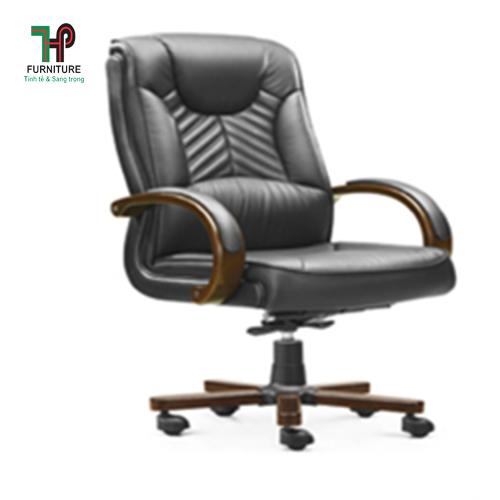 Ghế gỗ giám đốc