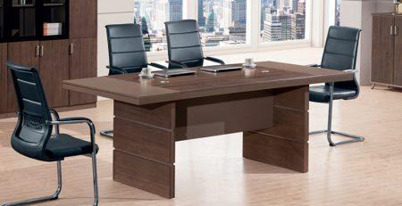 bàn họp gỗ