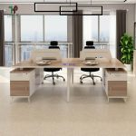 module bàn làm việc 4 người (1)