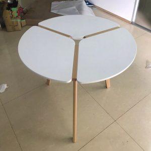 bàn tròn hiện đại