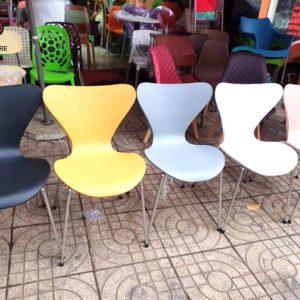 ghế nhựa cafe giá rẻ