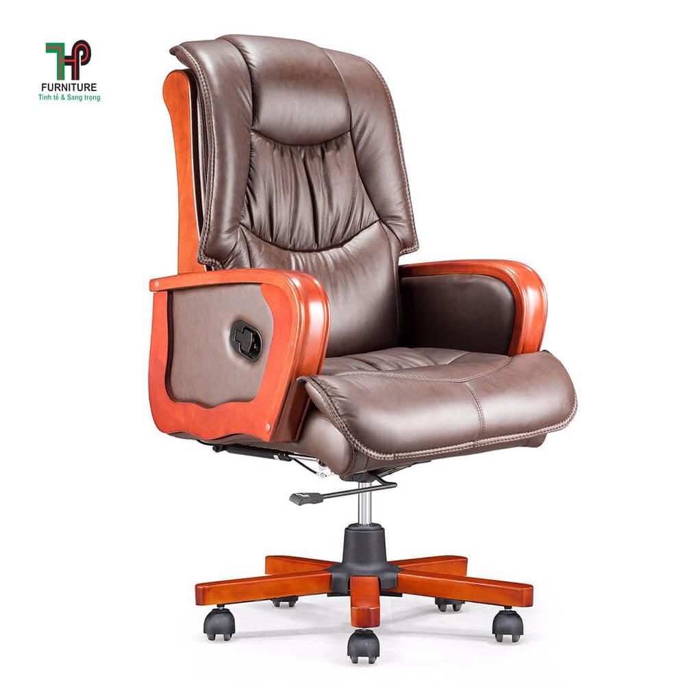 Ghế da giám đốc nhập khẩu (1)